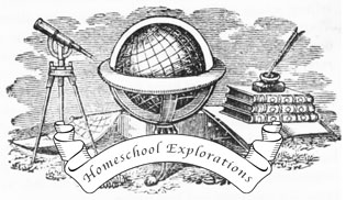 Homeschool Explorations Logo